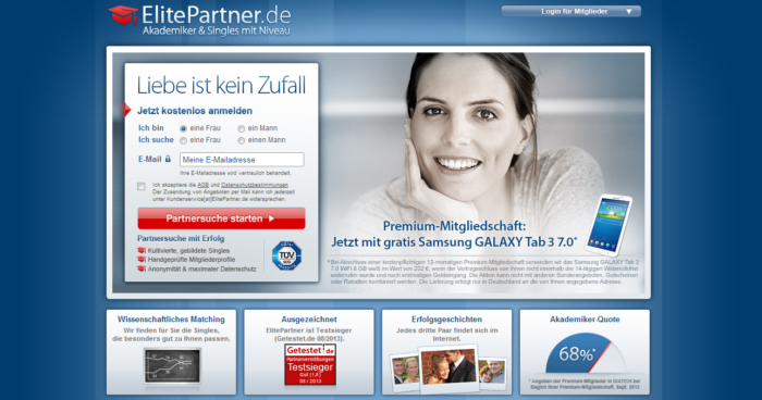 elitepartner kosten frau